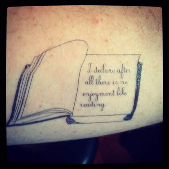 2014 10-25 Litographs Literary Tattoo
