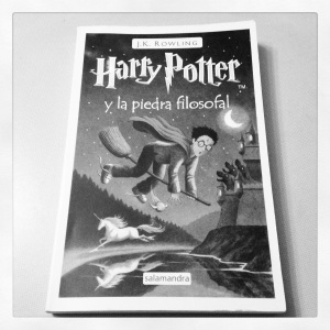 2014 08-27 Harry Potter en Español!