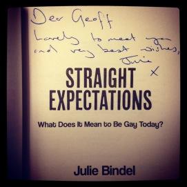 2014 12-04 Bindel's Autograph