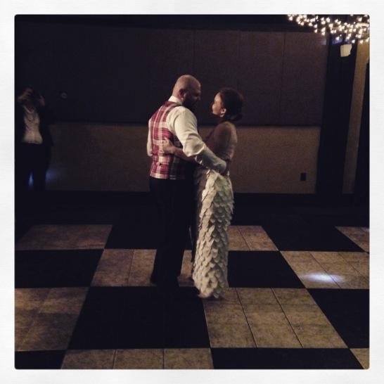 2015 01-03 Seth+Tara First Dance