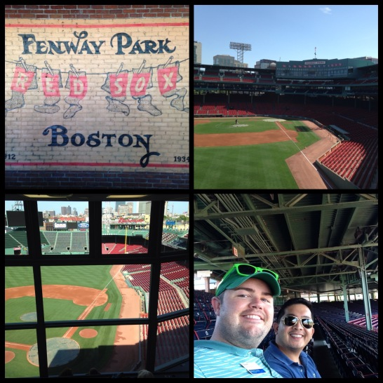 2015 05-30 Fenway Collage