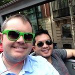 2015 06-09 Bus Tour Selfie
