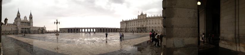 2015 06-11 Palacio Real Panorama