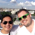 2015 06-11 Roof Top Tour Selfie