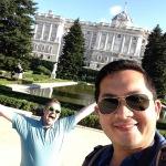 2015 06-12 Sabitini Garden selfie