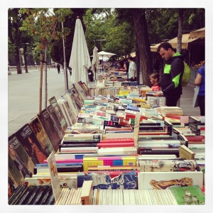 2015 06-13 Madrid Bookfair