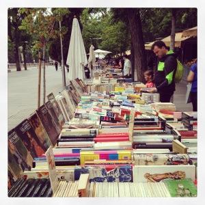 2015 06-13 Madrid Bookfair