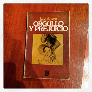 2015 06-13 Pride and Prejudice in Spanish