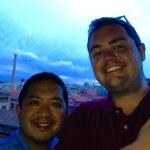 2015 06-14 Hotel Balcony Selfie