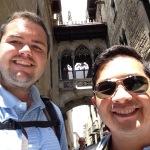 2015 06-16 Gothic Quarter Selfie