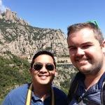 2015 06-17 Montserrat Selfie