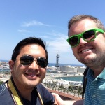 2015 06-18 Barcelona Selfie