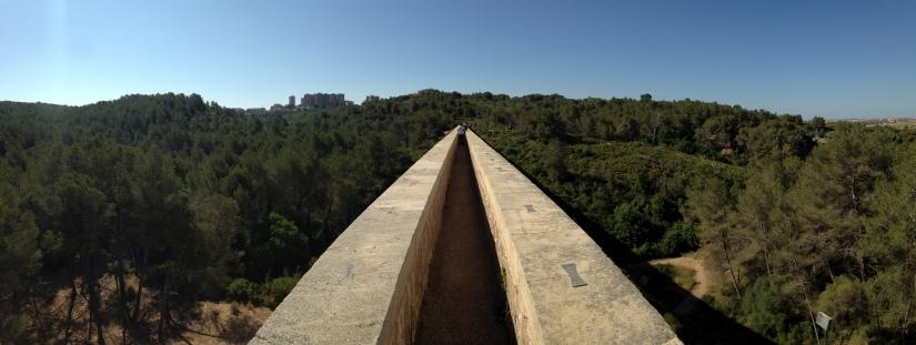 Tarragona aqueduct, Spain