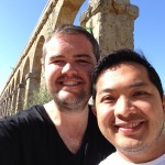 2015 06-19 Tarragona Selfie