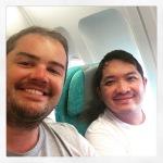 2015 06-20 Back to Boston Selfie