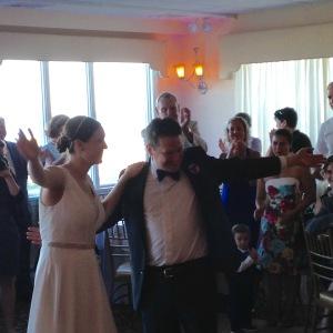 2015 06-26 First Dance