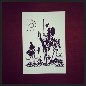 2015 07-02 Don Quixote Postcard
