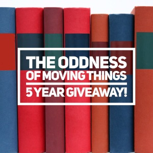 2015 07-12 Five Year Giveaway