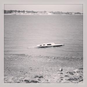 2015 07-28 Abandoned Boat