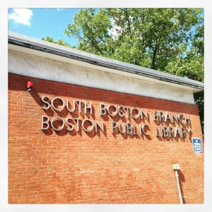2015 07-31 New Local Library, South Boston