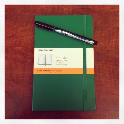 2015 08-18 Start of a New Journal