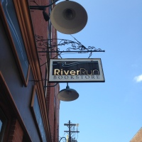 2015 09-07 RiverRun Bookstore Portsmouth, NH
