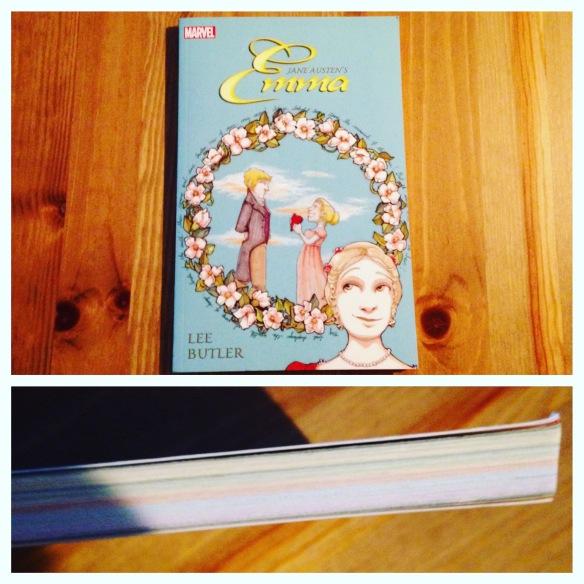 2015 10-03 Jane Austen Comic Book Common Sense