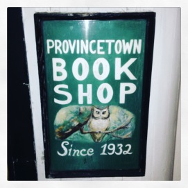 2015 10-17 Provincetown Book Shop