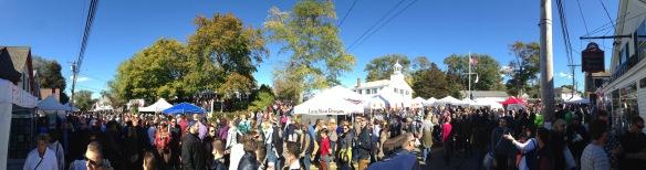 2015 10-17 Wellfleet Oyster Festival