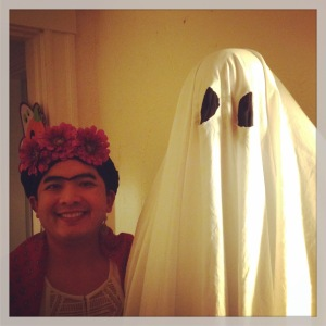 2015 10-31 Frida and the Ghost