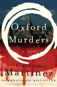 Martínez, Guillermo - The Oxford Murders