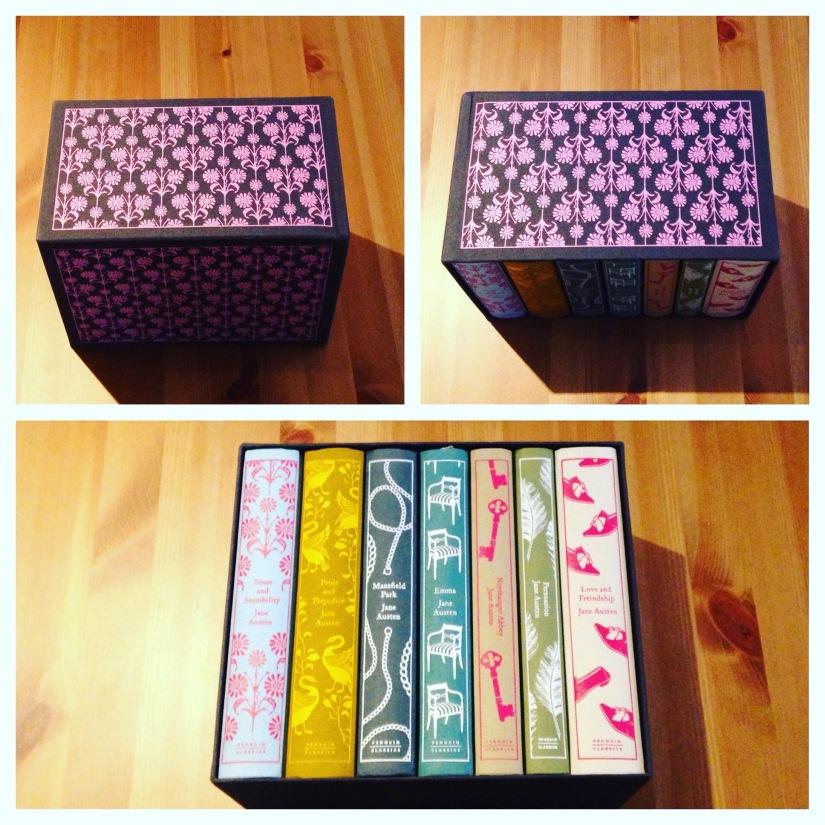 2015 12-18 Birthday Austen Collection
