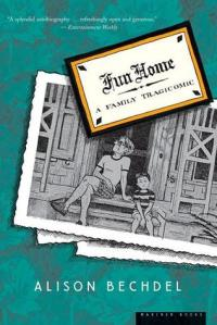 Bechdel, Alison - Fun Home