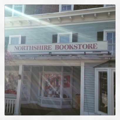 2016 02-06 Northshire Bookstore VT
