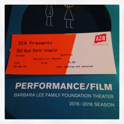 2016 02-21 Oscar Shorts at the ICA
