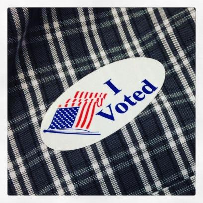 2016 03-01 Voting in the Primaries