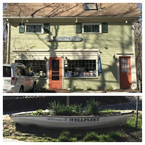 2016 04-30 Herridge Books in Wellfleet