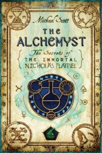 Scott, Michael - The Alchemyst (The Secrets of the Immortal Nicholas Flamel #1)