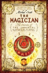 Scott, Michael - The Magician (The Secrets of the Immortal Nicholas Flamel #2)