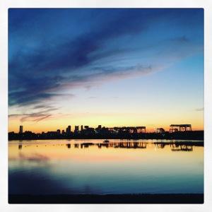 2016 07-11 South Boston Sunset