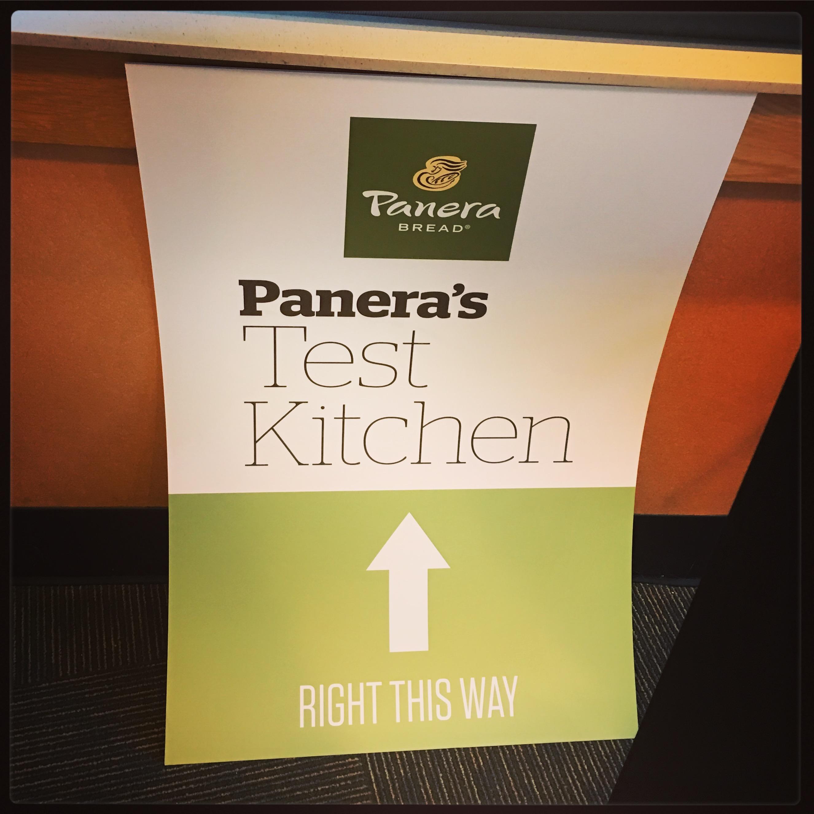 Panera Test Kitchen Boston