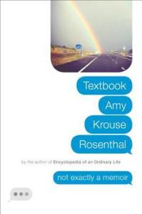 Rosenthal, Amy Krouse - Textbook Amy Krouse Rosenthal