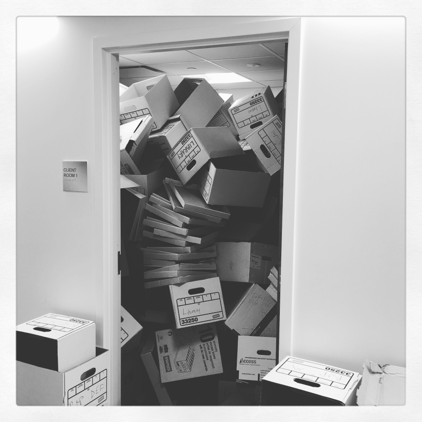 2016 08-08 Moving Office