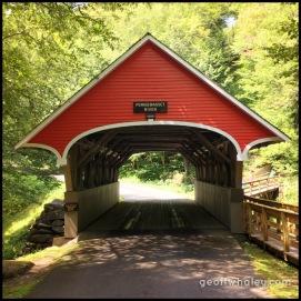 2017.08.19 Flume Gorge Coverd Bridge