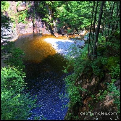2017.08.19 Flume Gorge Pool