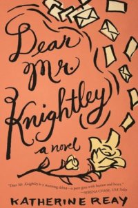 """Dear Mr. Knightley"" book cover art"