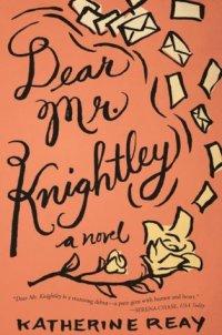 """Dear Mr. Knightley"" book cover art"
