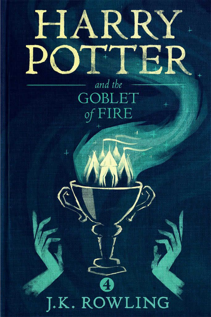 Book 568: Harry Potter and the Goblet of Fire (Harry Potter #4