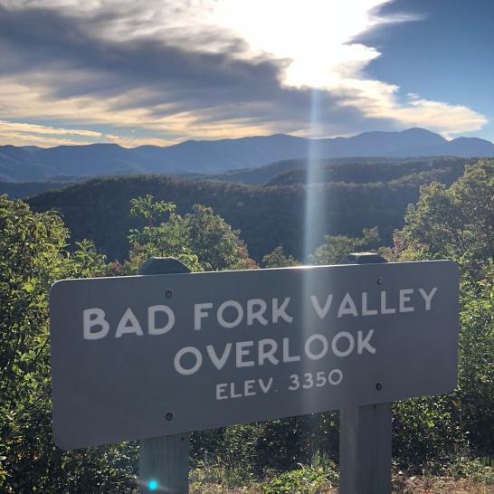 2018.10.20 Blue Ridge Parkway