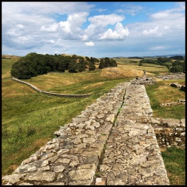 2018.07.08 Hadrian's Wall at Housesteads Fort